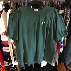 Nike Made in USA T Shirt XL Army Green Olive